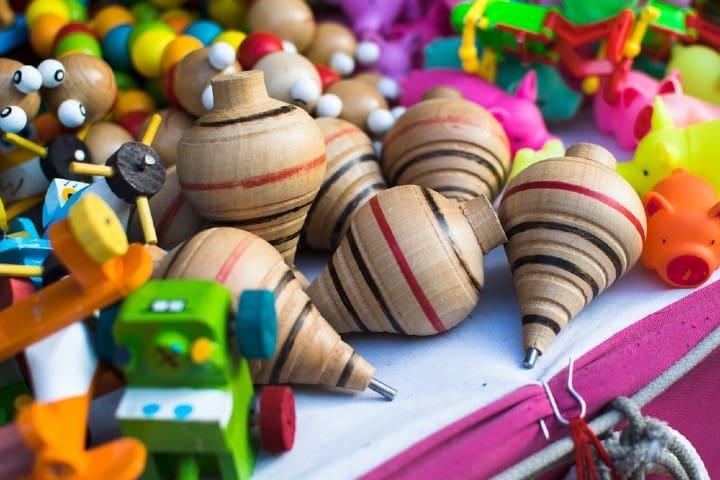 Juguetes tradicionales mexicanos-Food and travel