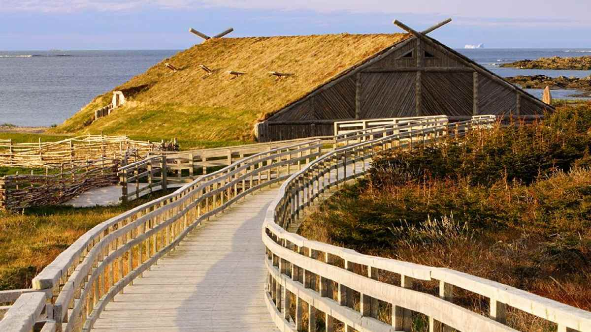 L'Anse aux Meadows- National Geographic