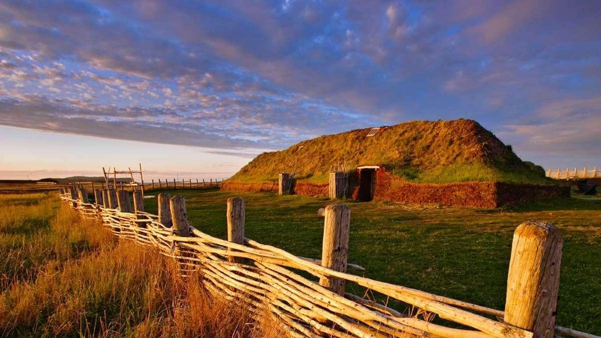 L'Anse aux Meadows- Pinterest
