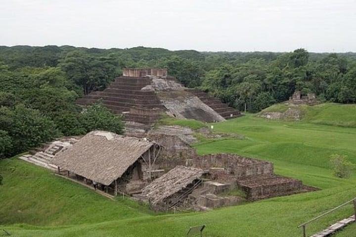 La arquitectura Olmeca es una maravilla que aún conservamos. Foto: Archivo
