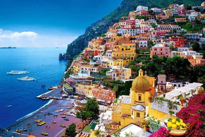 La bella Italia. Imagen: Europeando