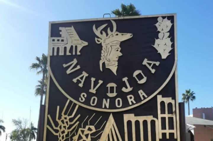 La ciudad de Navojoa, Sonora ¡Es sorprendente! Foto: Luis Juárez J.