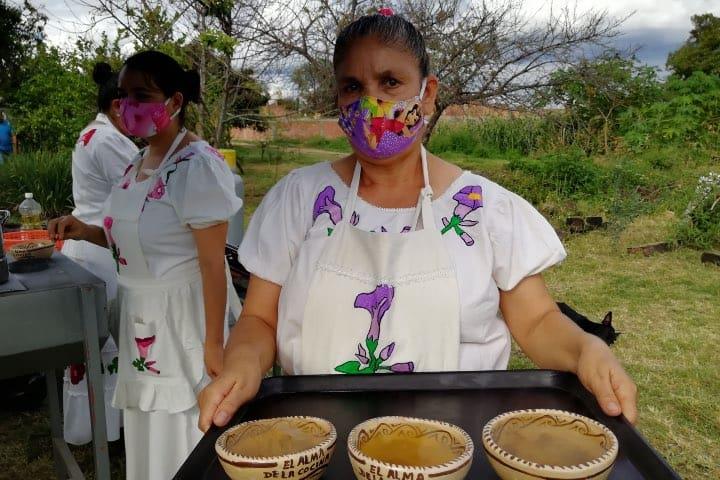 La comida está servida ¿La disfrutamos? Foto: Julio García Castillo