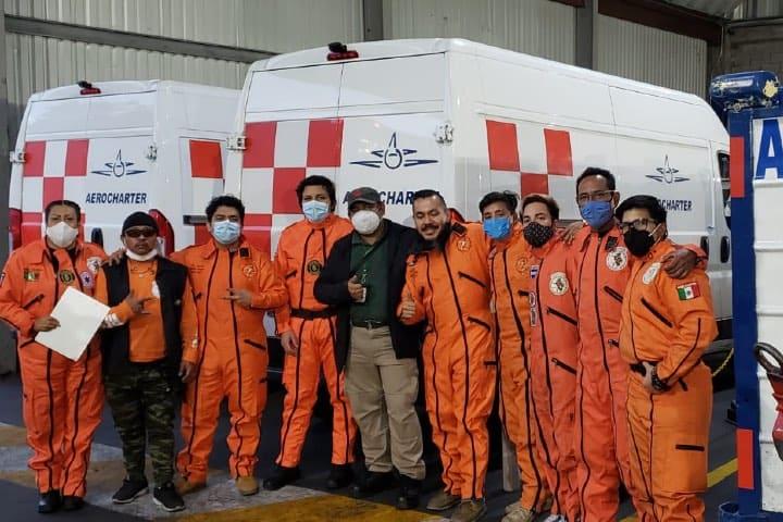 La iniciativa de Viva Aerobus en ayuda de los Topos Azteca Tlatelolco nos ponen el ejemplo ¿Tú qué esperas? Foto: Archivo