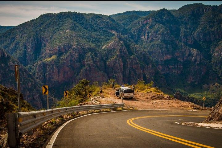 La vista desde el Mirador de la Bufa es impactante. Foto: Ted McGrath