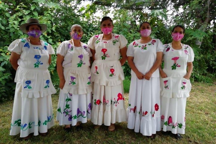 Las Cocineras Tradicionales de Pénjamo nos cautivan el paladar con su increíble sazón. Foto: Julio García Castillo