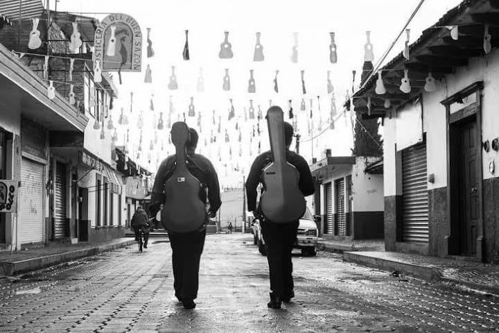 Las calles de Paracho tienen mucho por mostrarte. Foto: Archivo
