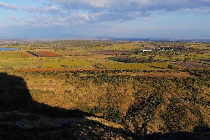Las vistas desde la cima de Peñasola son espectaculares. Foto: Fernando Bautista