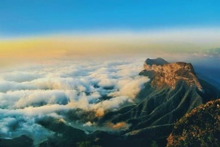 Las vistas en Cuatro Palos, Querétaro son increíbles. Foto: Archivo
