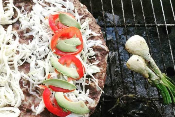 Lo qué hay que hacer en Oaxaca es comer y comer sus delicias. Foto: Mestizo
