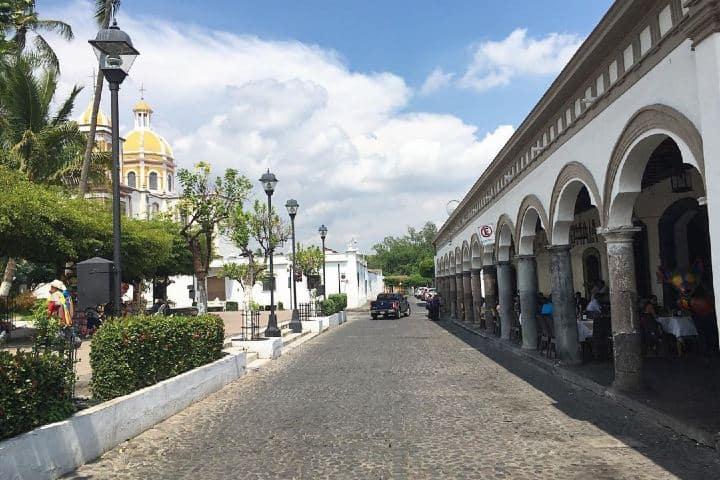 Los Portales de Comala. Foto: julioccs3227
