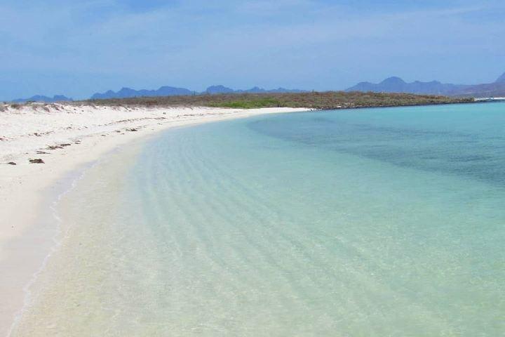Mar de Cortez. Baja California Sur. Imagen: bajavisit