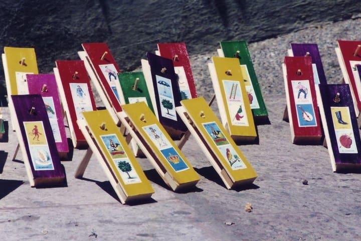 Matracas de colores. Foto: Pedro Vit | Flickr