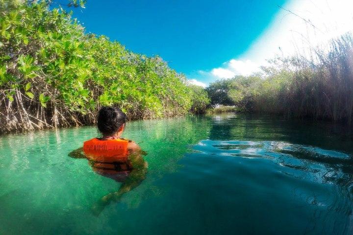 Maya Ka'an el futuro del eco-turismo. Foto: yaragaarciaa