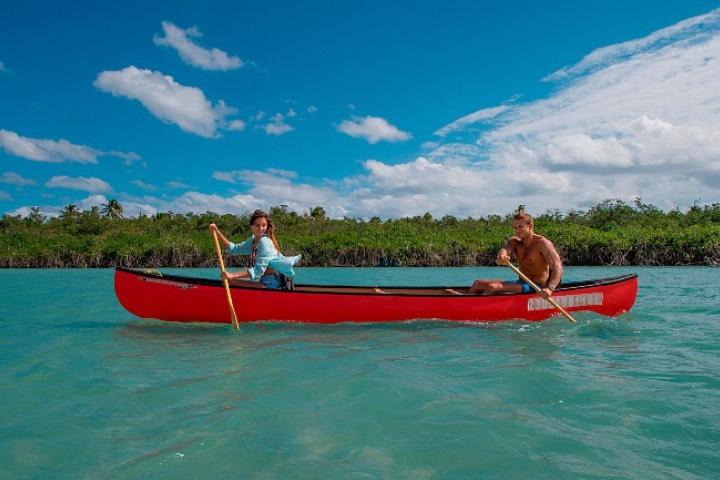 Maya Ka'an es el futuro del ecoturismo en México. Foto: Maya Ka'an