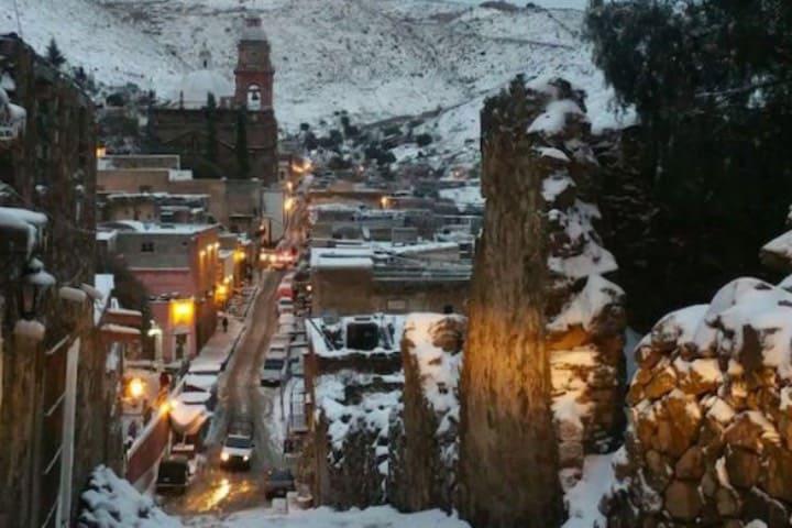 México es bellísimo en el invierno ¡Disfritalo! Foto: Archivo