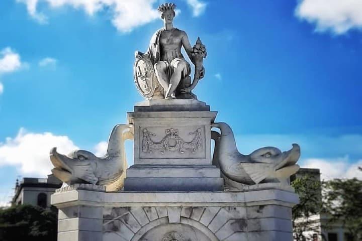 Monumento a Cristobal Colón. Foto: Free Tour Havana
