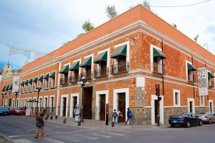 Museo Amparo en Puebla. Foto: Ciudades Patrimonio de México