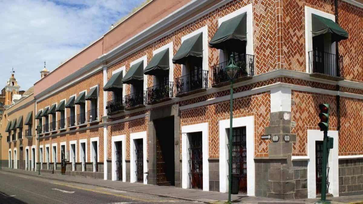 Museo Amparo en Puebla. Foto: Archivo
