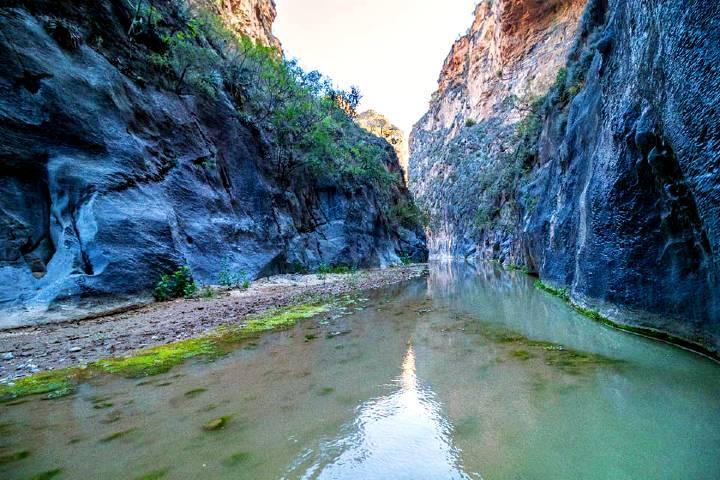 Cañón del Paraíso en Qerétaro