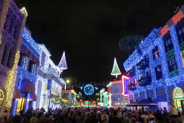 Navidad en Disney World Resort