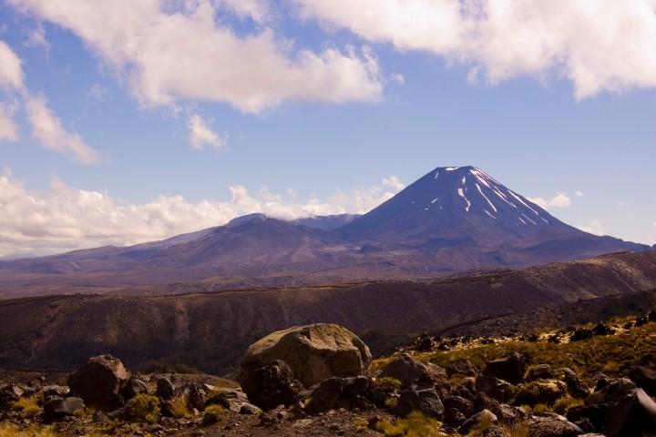 Ngauruhoe. Foto: Andy McDowall