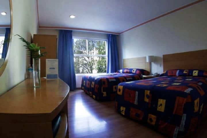 No te pierdas de vivir una gran experiencia en este hotel Foto: hoteldelprincipado