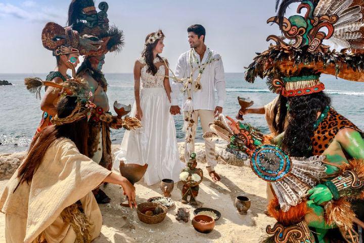 Planea tu boda en Xcaret ¡Será especial! Foto: Zankyou