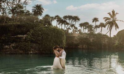 Ten una mágica boda en Xcaret. Foto: Archivo
