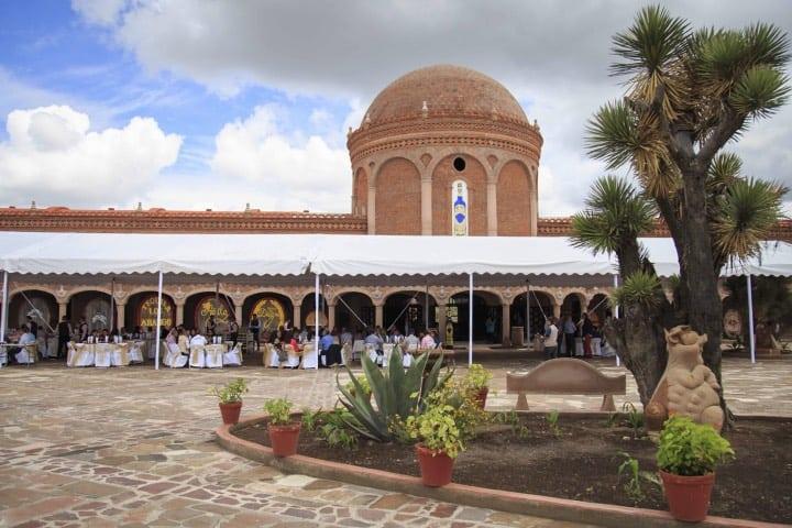 Organiza aquí tu gran evento, Foto: Hacienda Corralejo