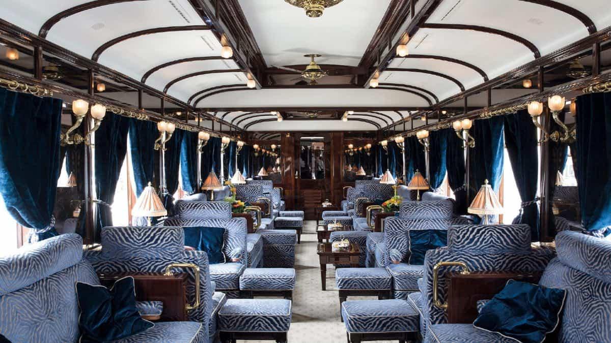 Orient Express te invita a pasar. Foto: Belmond