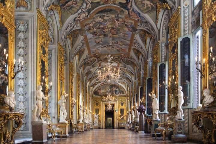 Palazzo Doria Pamphilj. Foto: Italian Ways