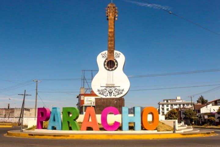 Paracho, Michoacán es el nuevo Pueblo Mágico de México. Foto: Archivo