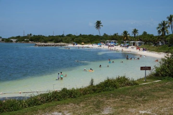 Parque Estatal Bahía Honda, Florida. Foto: TripAdvisor