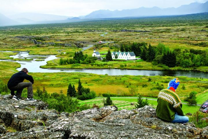 Parque Nacional Thingvellir Foto- Islandia24