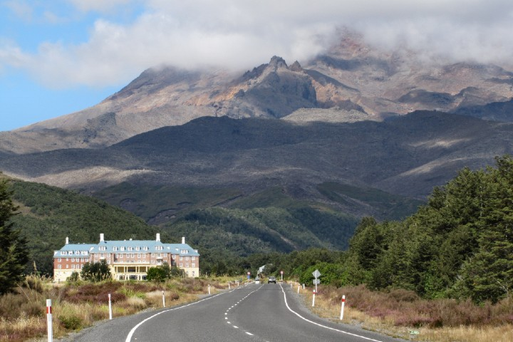 Parque Nacional Tongariro. Foto: Jochen Hertweck