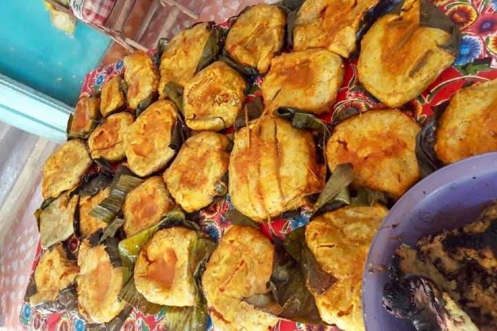Los Pibipollos son parte de la comida tradicional del Hanal Pixán. Foto: Ferias, Cultura y Tradiciones de Yucatán
