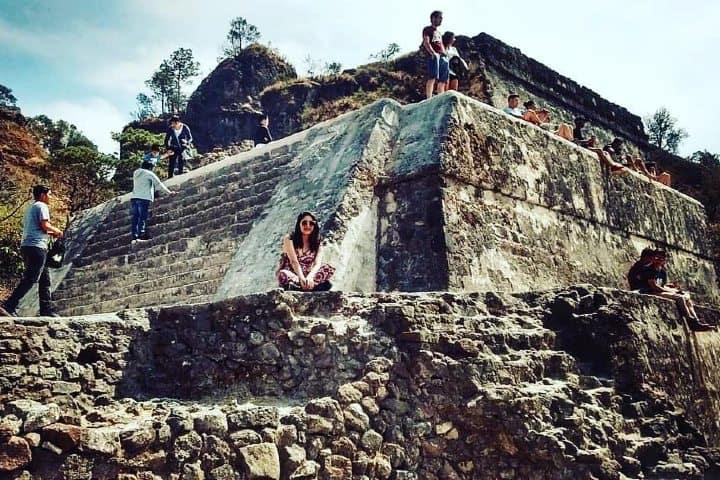 Podrás conocer la Pirámide de Tepoztlan en tu siguiente fin de semana. Foto: Mi Destino Tepoztlán
