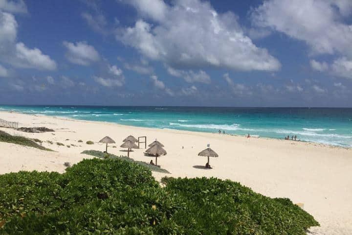 Playa Delfines. Foto: BuscoUnViaje