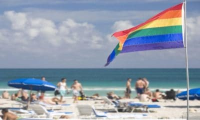 Playa LGBT. Foto: Puerto Vallarta LGBTQ Magazine