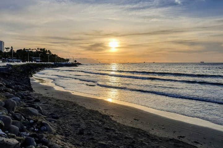 Playa Mocambo en Boca del Río ¡La visité en mi viaje en familia a Veracruz! Foto: samirtuda