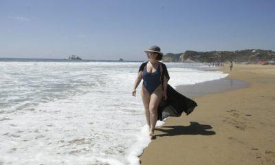 Playa Zipolite. Foto: Códice Informativo