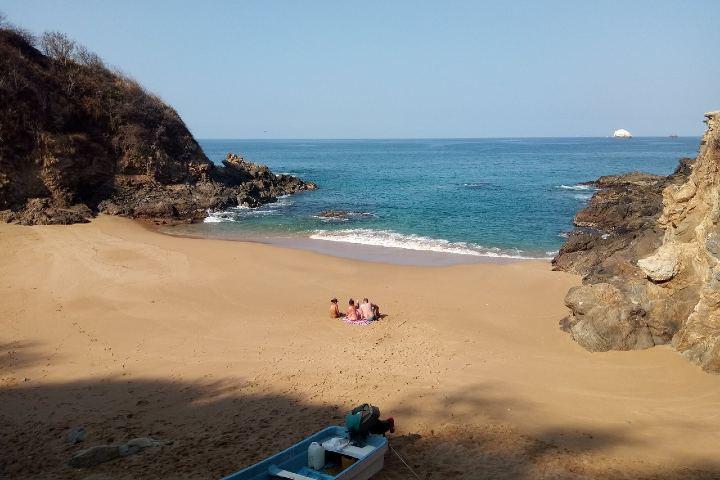 Playa Zipolite. Foto: TripAdvisor1