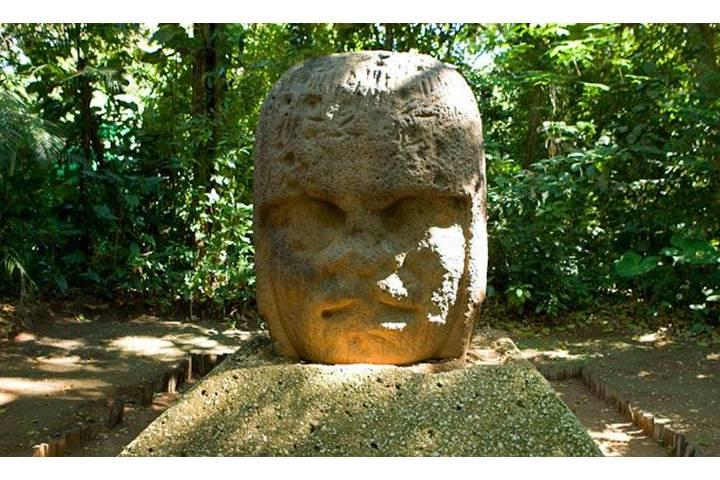 Primer cultura de América Cultura Olmeca