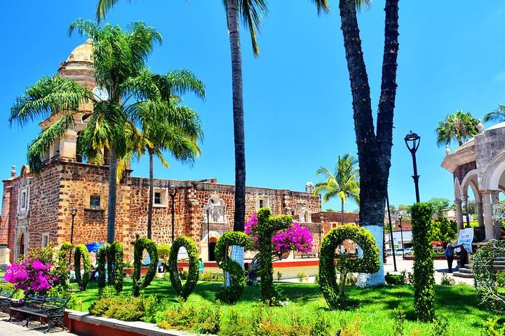 Pueblo Compostela, Nayarit. Foto Danielutcomer.