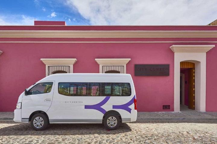 Puedes conocer Oaxaca de la mano de City Express. Foto: City Express