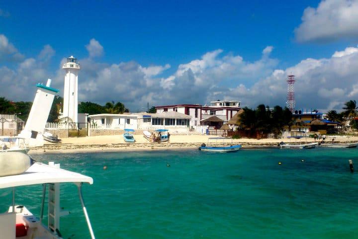 Puerto Morelos. Foto Martin Deutsch