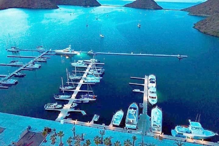 Puerto de Loreto. Foto: lsudcaliforniano