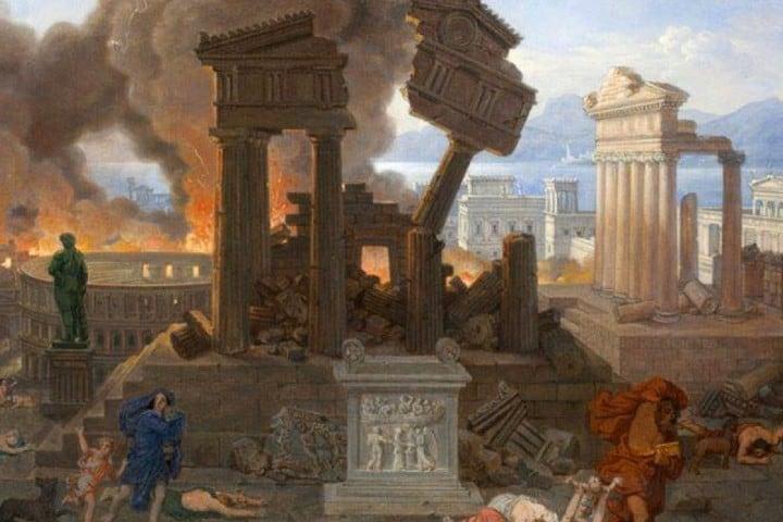 Reapertura de Pompeya