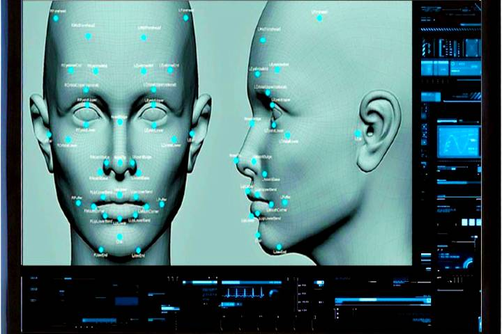 Sistemas de reconocimiento facial. Foto: Protimsa